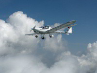 Pilot für 1 Tag Echo-Klasse